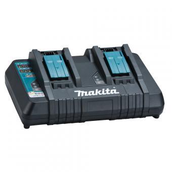 Makita Doppel-Schnellladegerät DC18RD