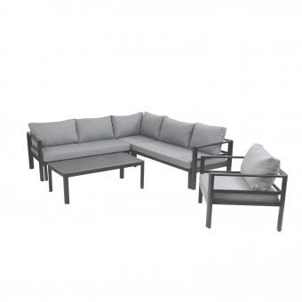 Greemotion Lounge Set Levante 7-tlg.