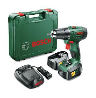 Bosch Akkuschrauber PSR 1800 LI-2