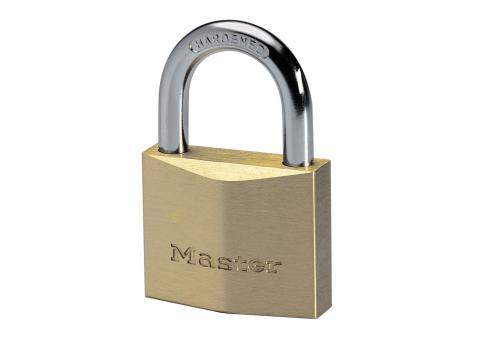 Master Lock Vorhängeschloss 40 mm Massivmessing