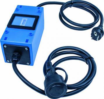 As-Schwabe Mixo Stromzähler 230 V mit Schutzkontaktstecker
