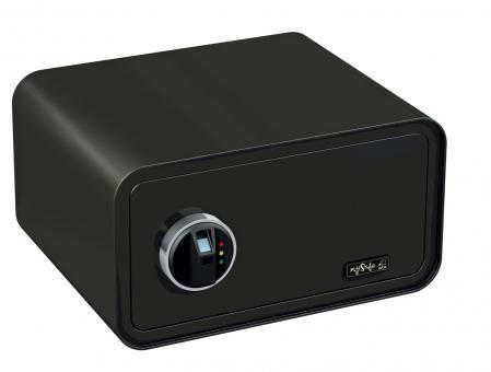 Basi mySafe 430 Fingerprint Elektronik-Möbel-Tresor schwarz