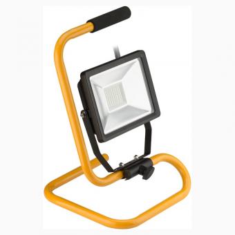 Goobay LED Außen-Flutlichtstrahler mit Standfuß 30 W