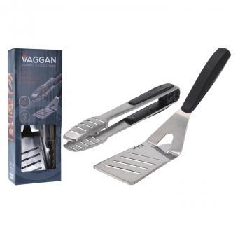 Vaggan Premium BBQ Grillbesteck 2tlg.