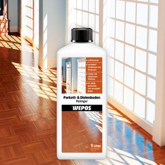 Wepos Parkett & Dielenboden Reiniger 1 L