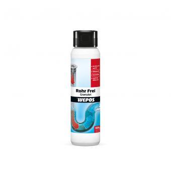 Wepos Rohr Frei Granulat 600 g