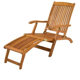 Indoba Deck Chair Sun Flair